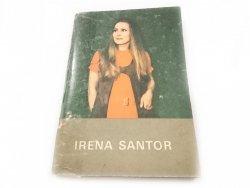 IRENA SANTOR - WROŃSKI 1972