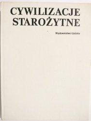 CYWILIZACJE STAROŻYTNE - Red. Cotterell 1990