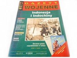 GAZETY WOJENNE NR 71 INDONEZJA I INDOCHINY
