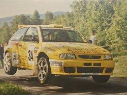 RAJD WRC 2005 ZDJĘCIE NUMER #007 SEAT IBIZA