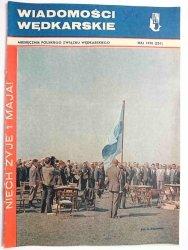 WIADOMOŚCI WĘDKARSKIE MAJ 1970 (251)