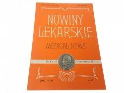 NOWINY LEKARSKIE NR 12 - Dr Karol Marcinkowski