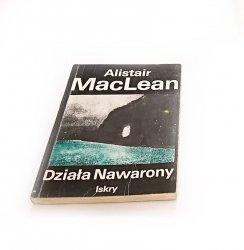 DZIAŁA NAWARONY - Alistair MacLean 1990