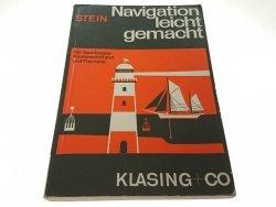 NAVIGATION LEICHT GEMACHT - Walter Stein (1979)