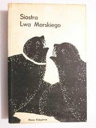 SIOSTRA LWA MORSKIEGO - Jurij Iwanow 1977