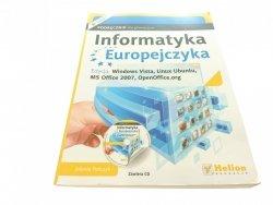 INFORMATYKA EUROPEJCZYKA. PODRĘCZNIK 2012 BEZ CD