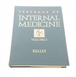 TEXTBOOK OF INTERNAL MEDICINE VOLUME 2 1989