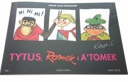 TYTUS ROMEK I ATOMEK KSIĘGA I 2009