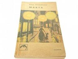 MARTA - Eliza Orzeszkowa (1970)