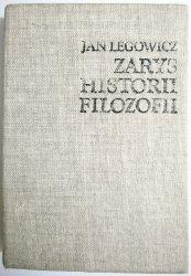 ZARYS HISTORII FILOZOFII. ELEMENTY DOKSOGRAFII