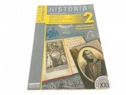 HISTORIA 2 CZASY NOWOŻYTNE. PODRĘCZNIK  Burda 2003