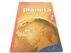 PLANETA 2 PODRĘCZNIK - Jan Mordawski 2003