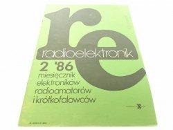 RADIOELEKTRONIK 2'86