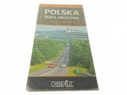 POLSKA MAPA DROGOWA 2007