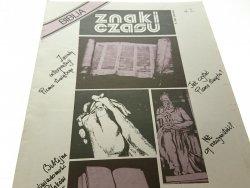 ZNAKI CZASU NR 11 LISTOPAD 1985 BIBLIA
