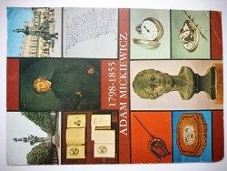 ADAM MICKIEWICZ 1798-1855 FOT. JABŁOŃSKA I INNI