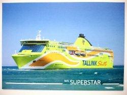 TALLINK M/S SUPERSTAR