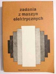 ZADANIA Z MASZYN ELEKTRYCZNYCH  1976