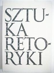 SZTUKA RETORYKI. PRZEWODNIK ENCYKLOPEDYCZNY 1990