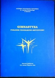GIMNASTYKA PORADNIK PROGRAMOWO-METODYCZNY 2002