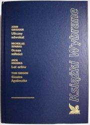 KSIĄŻKI WYBRANE: ULICZNY ADWOKAT - John Grisham i inni 1999