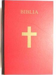 BIBLIA. PISMO STAREGO I NOWEGO TESTAMENTU tom I - red. Michał Peter 2009