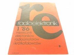 RADIOELEKTRONIK 1'86