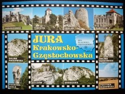 JURA KRAKOWSKO-CZĘSTOCHOWSKA. DZIESIĘĆ UJĘĆ FOT. JAN PIETRUSZKA