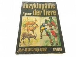 ENZYKLOPADIE DER TIERE - Wilhelm Eigener 1971
