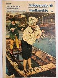 WIADOMOŚCI WĘDKARSKIE NR 3 1968