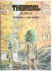 THORGAL. ALINOE - Rosiński, Van Hamme 1989