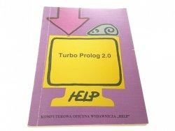 TURBO PROLOG 2.0 KOMPENDIUM - Bieńkowski 1991