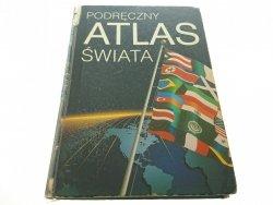 PODRĘCZNY ATLAS ŚWIATA 1998