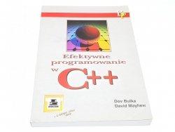 EFEKTYWNE PROGRAMOWANIE W C++ - Dov Bulka 2001