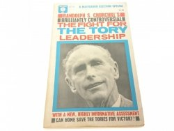 THE FIGHT FOR THE TORY LEADERSHIP 1964
