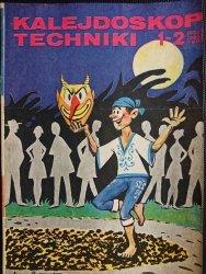 KALEJDOSKOP TECHNIKI NR 1-2 (392) (393) 1990