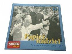 PAPIEŻ NADZIEI 1. PŁYTA CD