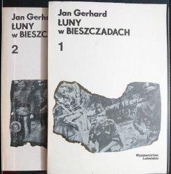 ŁUNY W BIESZCZADACH TOM 1 i 2 - Gerhard 1987