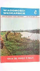 WIADOMOŚCI WĘDKARSKIE MAJ 1972 (275)
