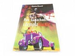 PAN SAMOCHODZIK I TEMPLARIUSZE - Z. Nienacki 1998