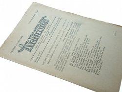 RADIOWY KURS NAUKI JĘZYKA ANGIELSKIEGO 35 1960/61