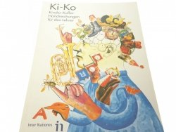 KI-KO KINDER-KOFFER-HANDREICHUNGEN... Muller 1999