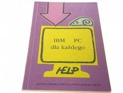 IBM PC DLA KAŻDEGO - Wiesław Porębski 1990