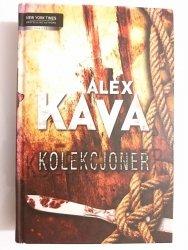 KOLEKCJONER - Alex Kava 2011