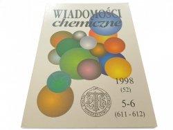 WIADOMOŚCI CHEMICZNE 1997 (51) 5-6 (599-600)