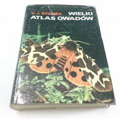 WIELKI ATLAS OWADÓW - V. J. Stanek 1972