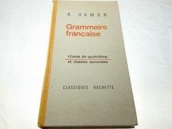 GRAMMAIRE FRANCAISE - A. Hamon 1966