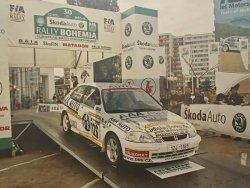 RAJD WRC 2005 ZDJĘCIE NUMER #278 HONDA CIVIC