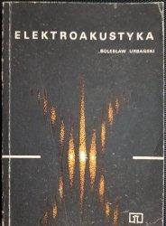 ELEKTROAKUSTYKA - Bolesław Urbański 1977