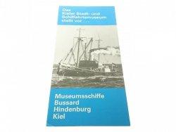 DAS KIELER STADT - UND SCHIFFAHRTSMUSEUM STELLT